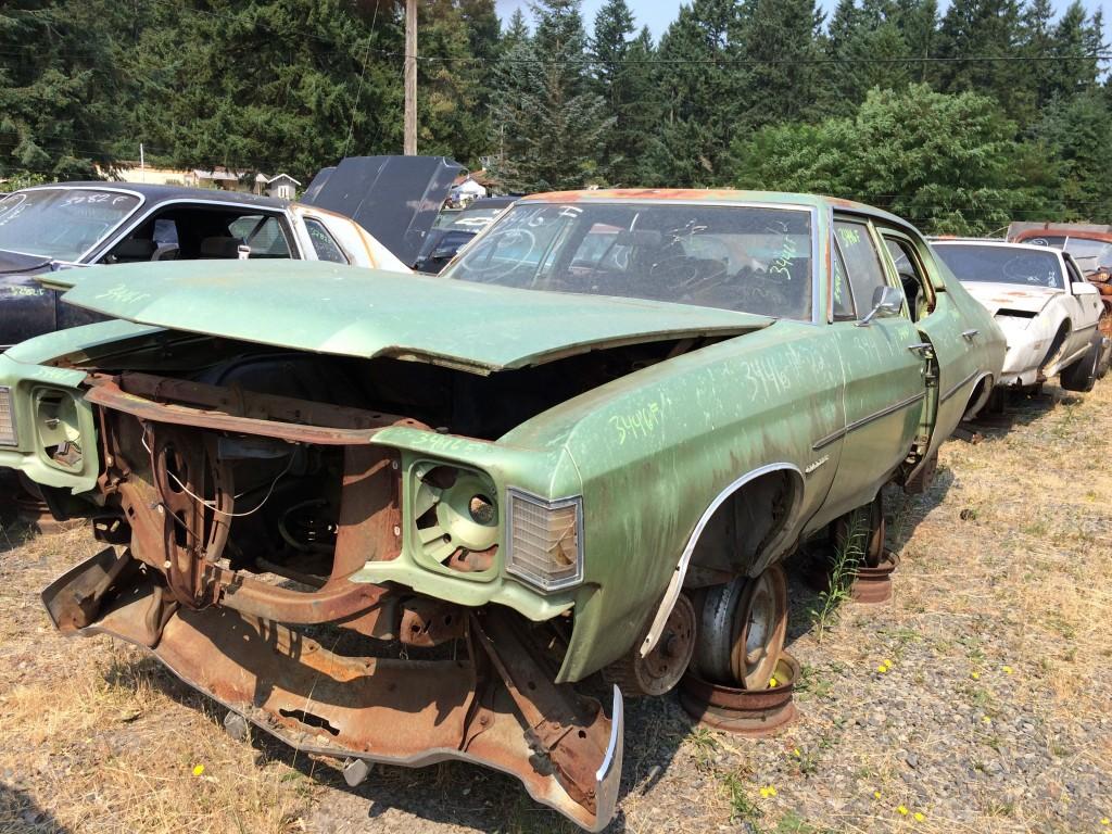 1972 Chevy Chevelle