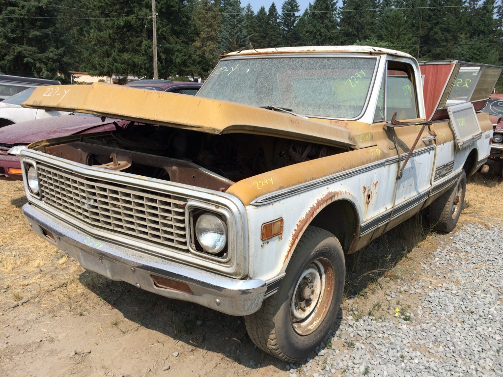 1972 Chevy C20 PU