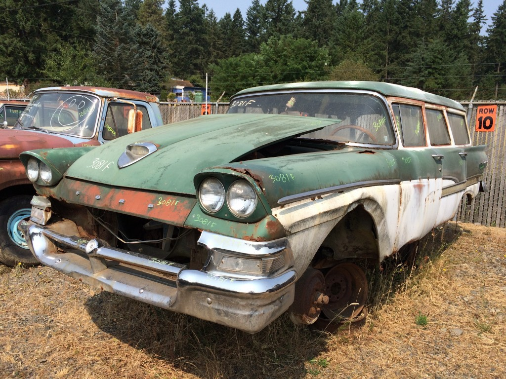 1958 Ford Country Squire SW
