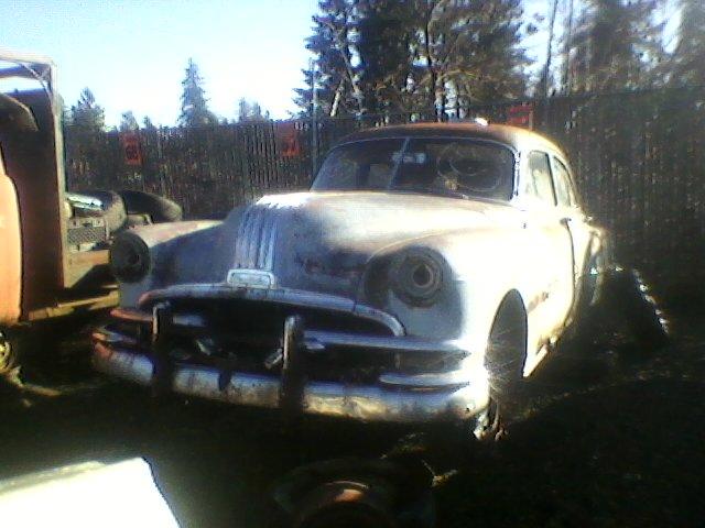 1951 Pontiac 8