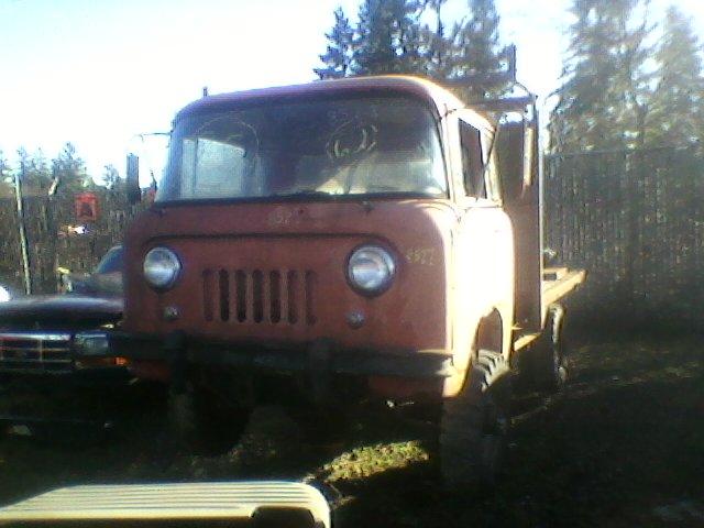 1962 Jeep FC-170 Truck