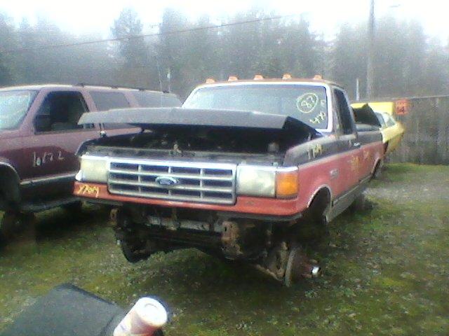 1987 Ford F250 PU