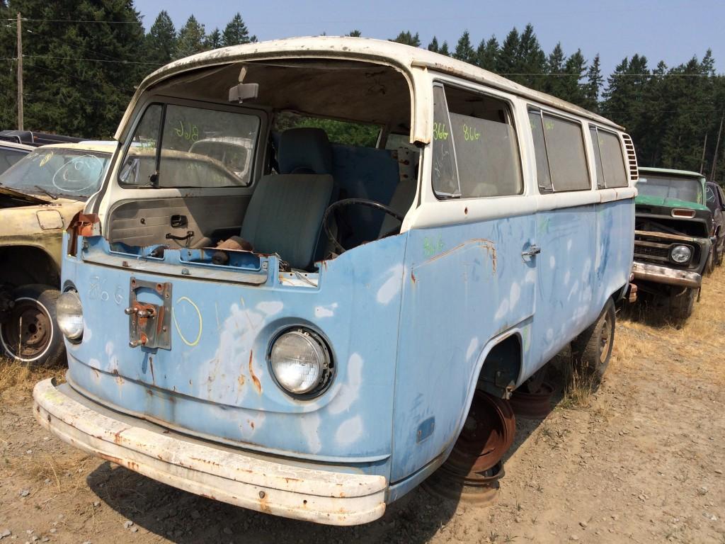 1974 VW Bus