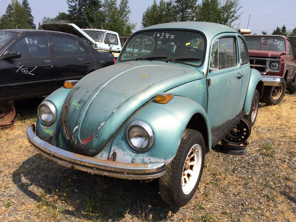 1974 VW Bug