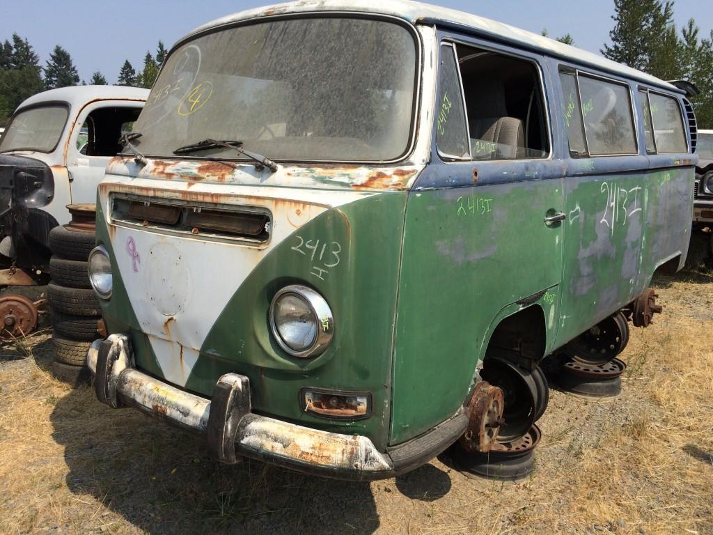 1969 VW Bus
