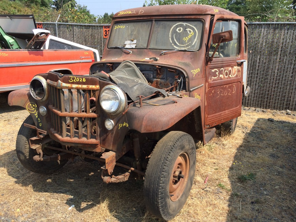 1954 Willy's SW