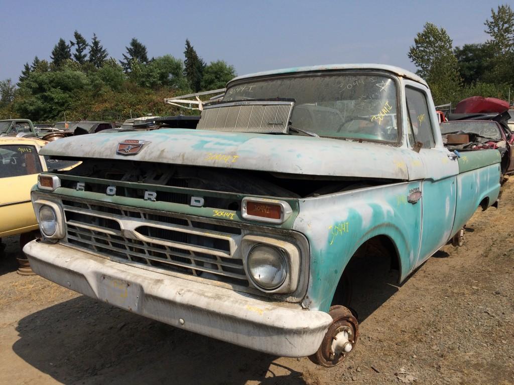 1966 Ford F100 PU