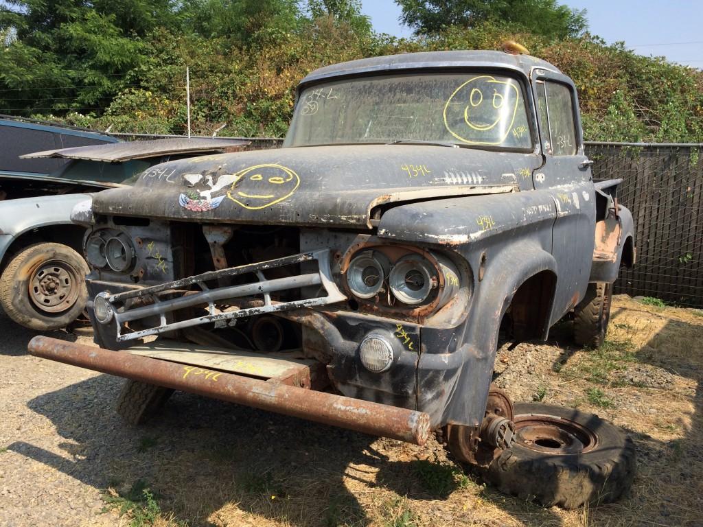 1959 Dodge 200 PU