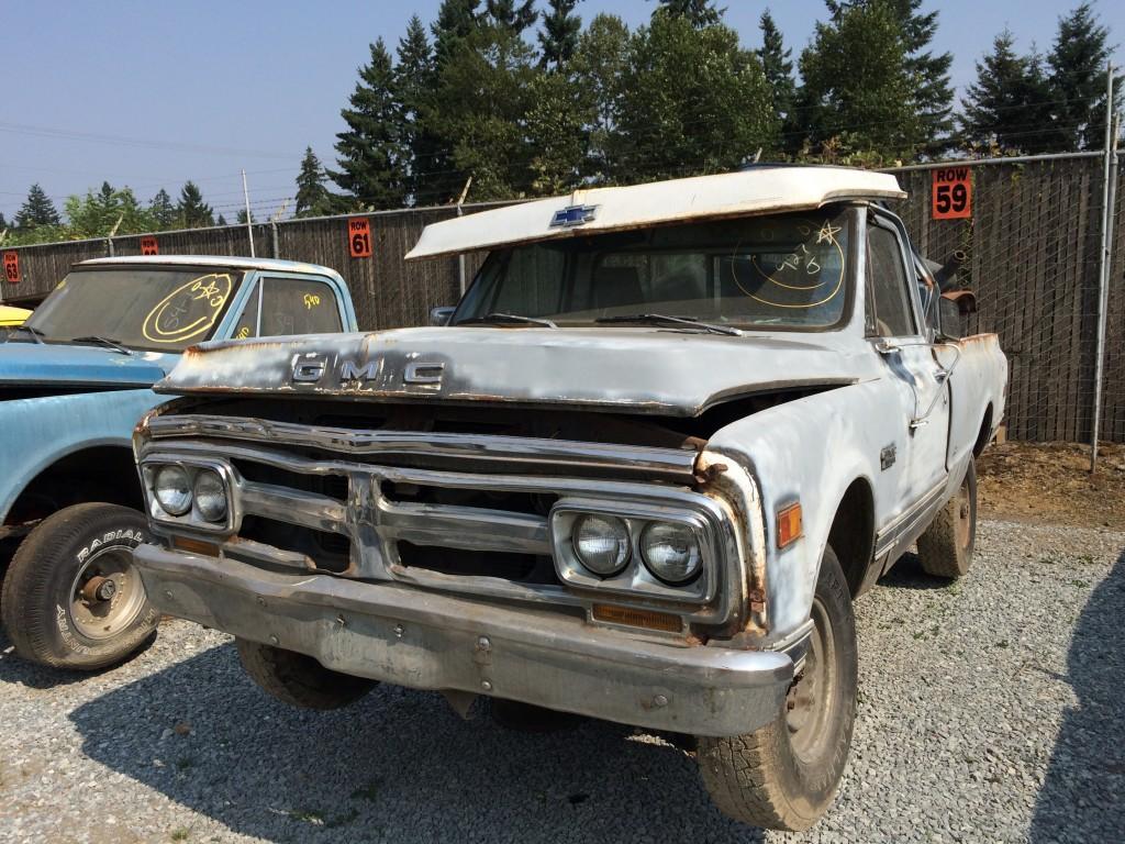 1969 GMC 2500 PU