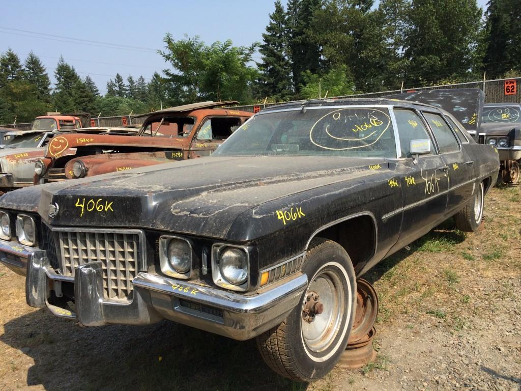 1971 Cadillac Fleetwood Limo