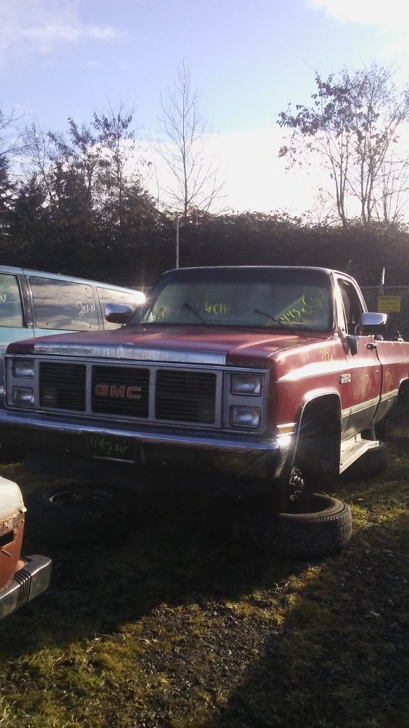 1986 GMC 2500 PU