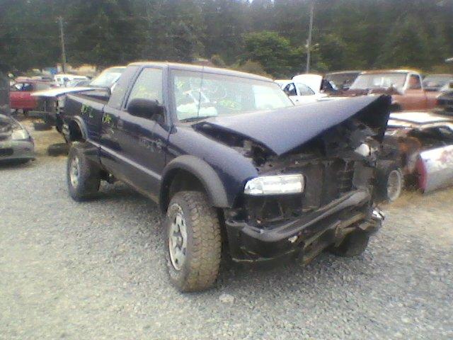 2002 Chevrolet S-10 PU