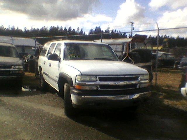 2000 Chevrolet Suburban