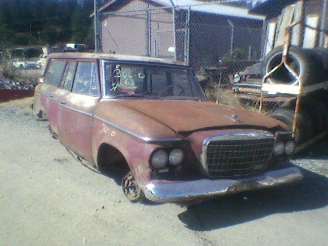 1963 Studebaker Lark Wagon