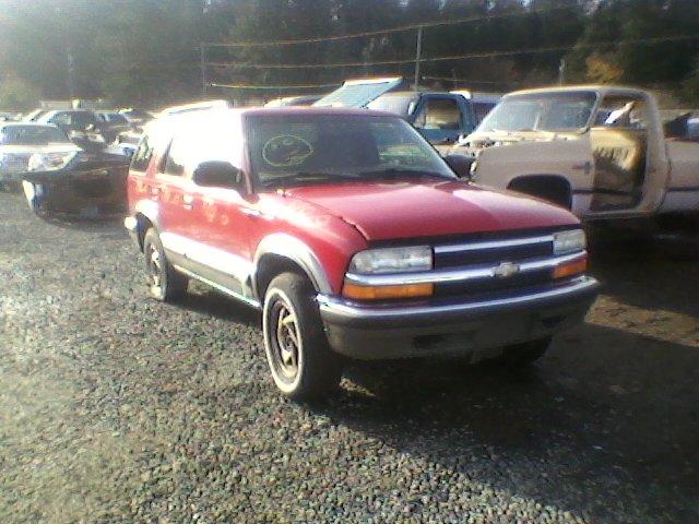 1999 Chevrolet S10 Blazer