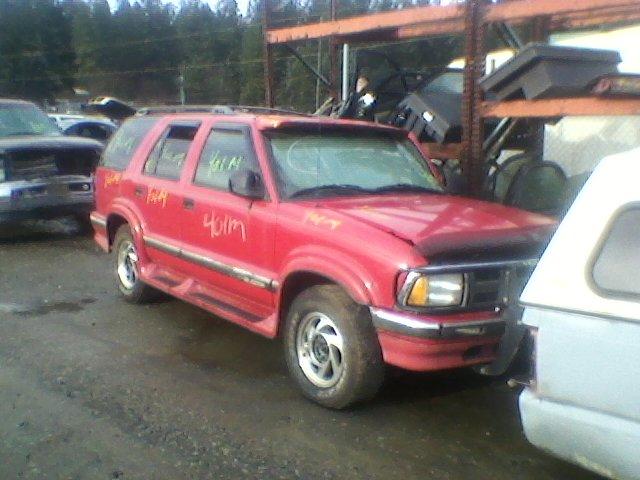 1996 Chevrolet S10 Blazer