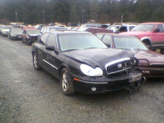 2005 Hyundai Sonata