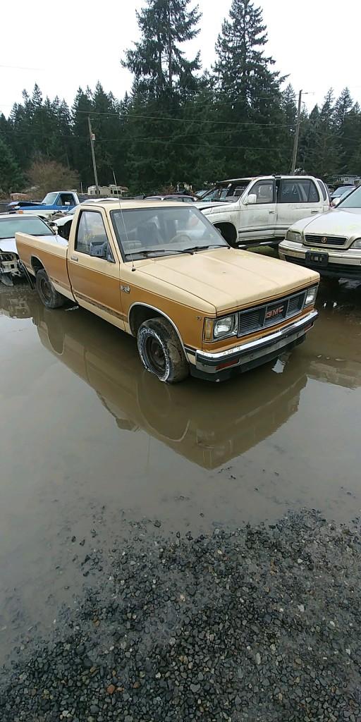 1982 GMC S15 PU