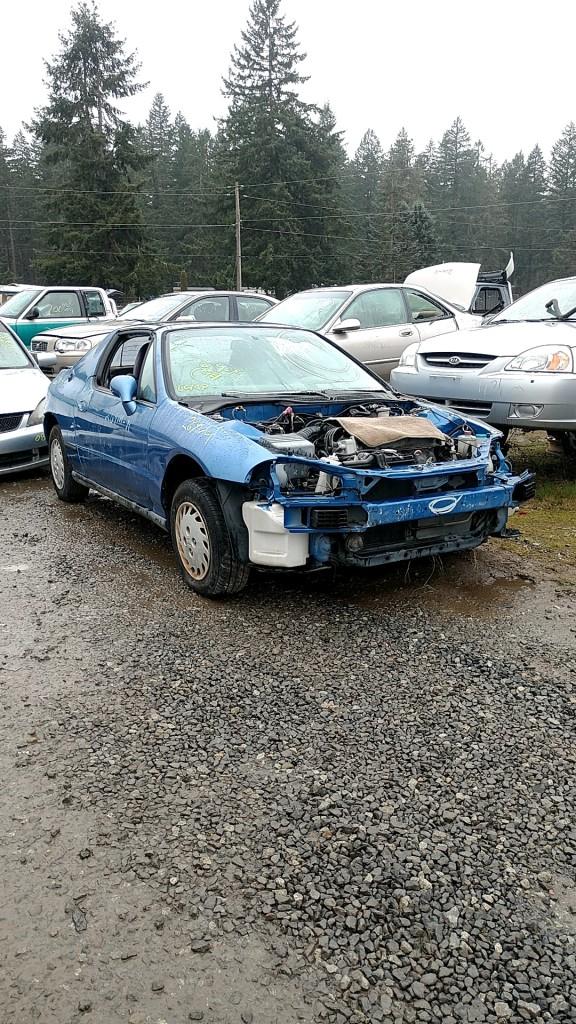 1994 Honda DelSol