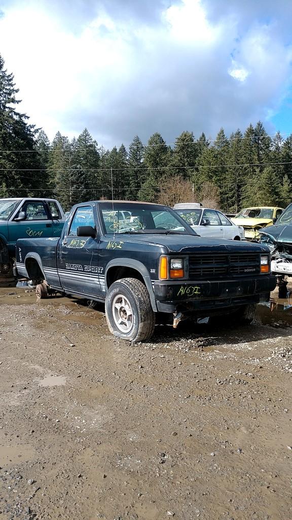 1989 Dodge Dakota PU
