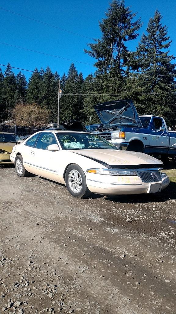 1995 Lincoln Mark 8
