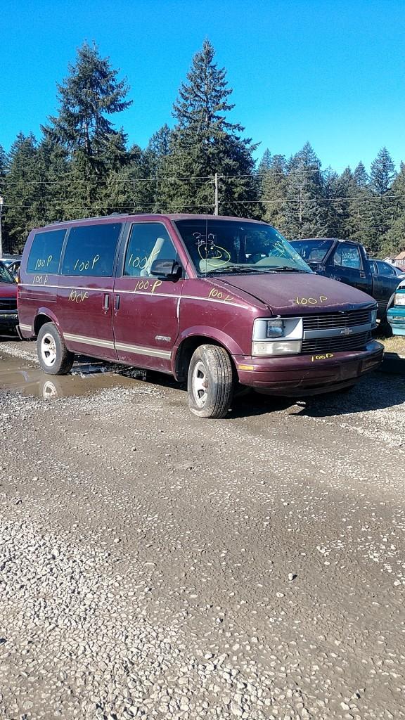1996 Chevrolet Astro