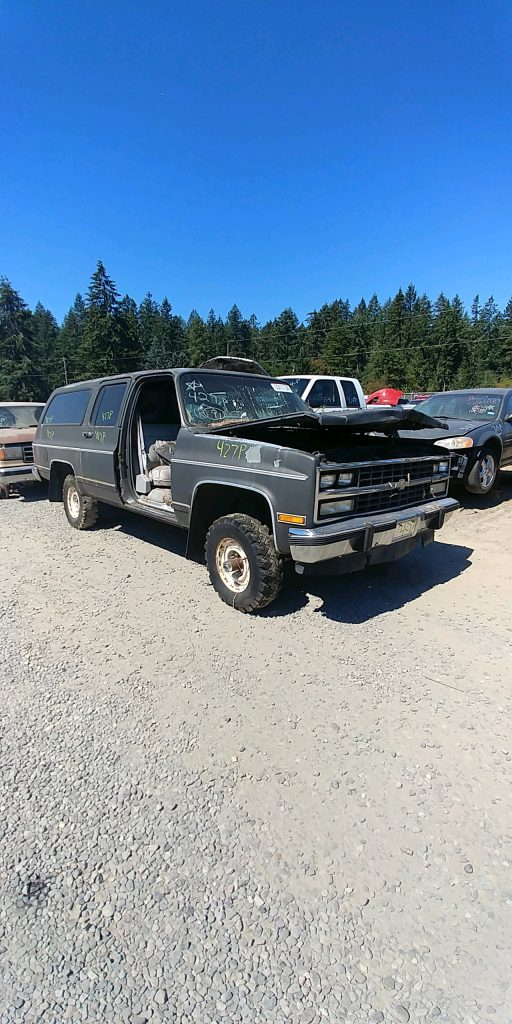 1991 Chevrolet 1500 Suburban