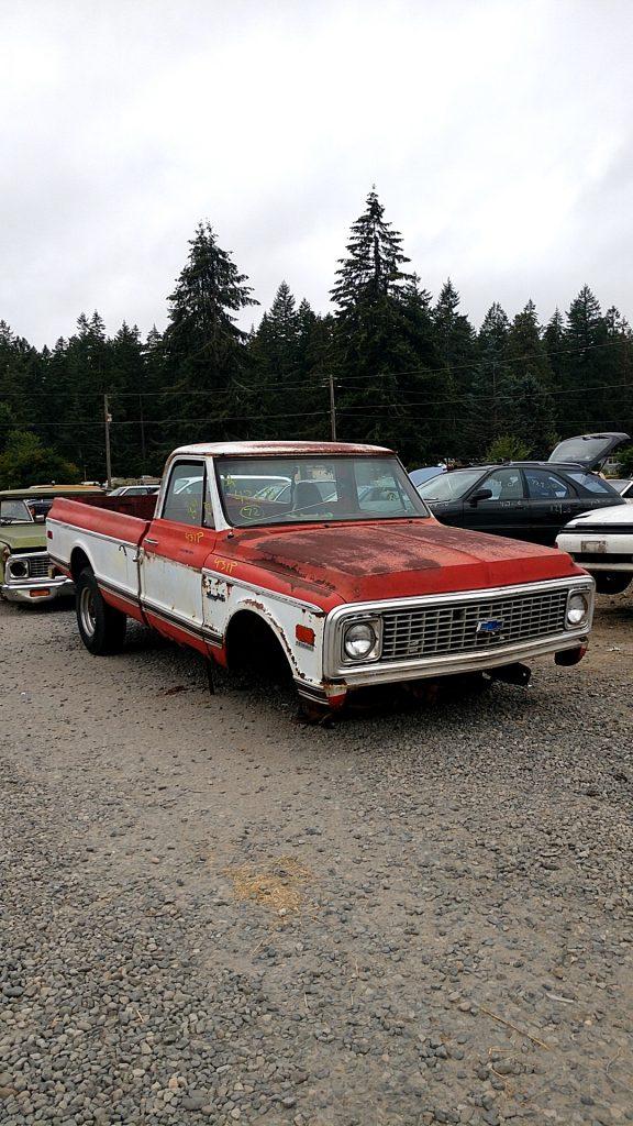 1972 Chevrolet C20 PU