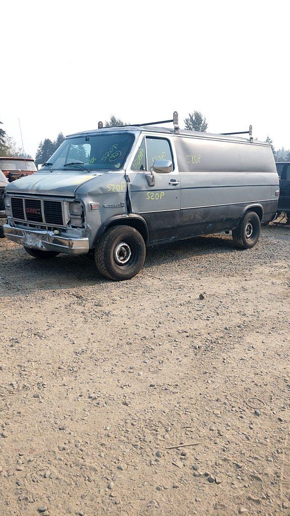 1990 GMC 2500 Van
