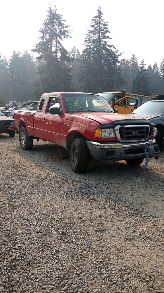 2004 Ford Ranger PU