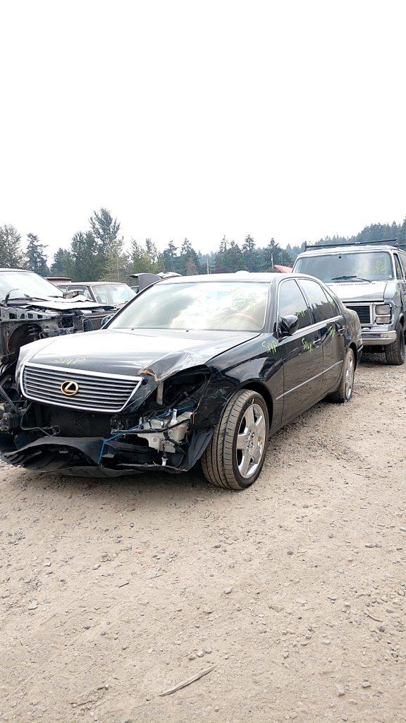 2002 Lexus 430LS