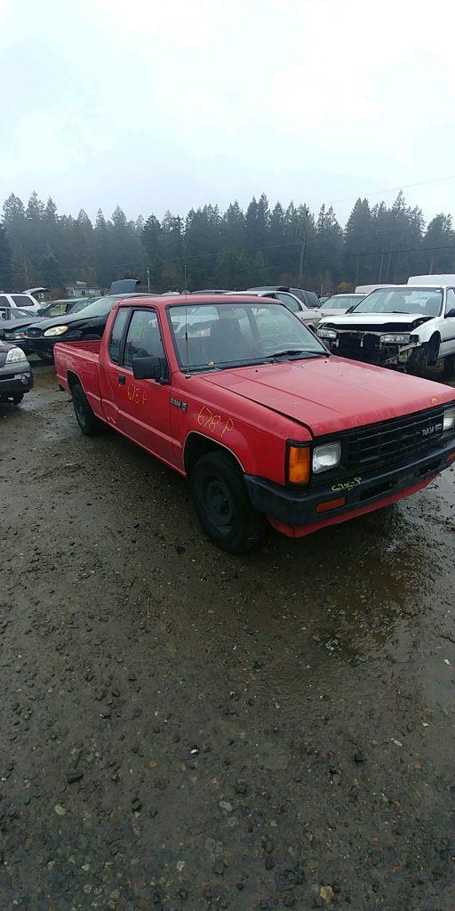 1988 Dodge D50 PU