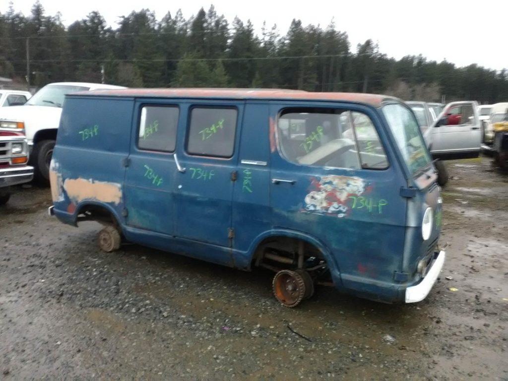 1965 Chevrolet 10 Van