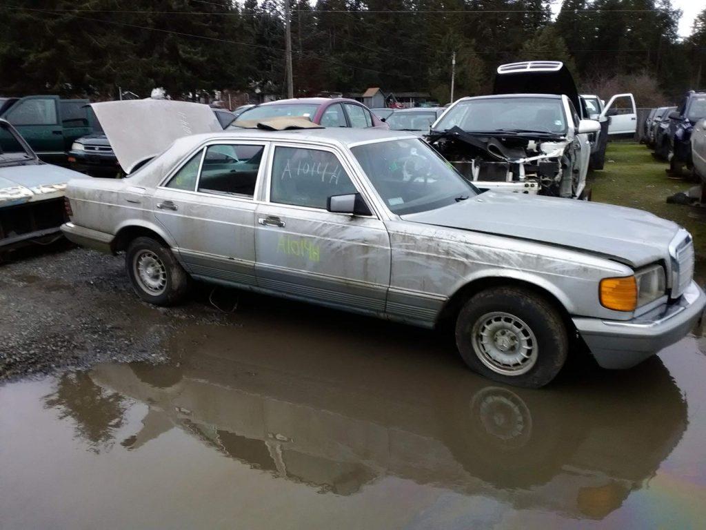 1984 Mercedes-Benz 300SD