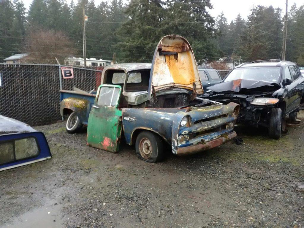 1957 Dodge 100 PU