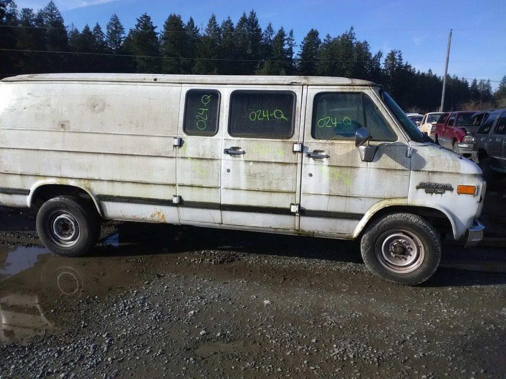1996 Chevrolet G30 Van
