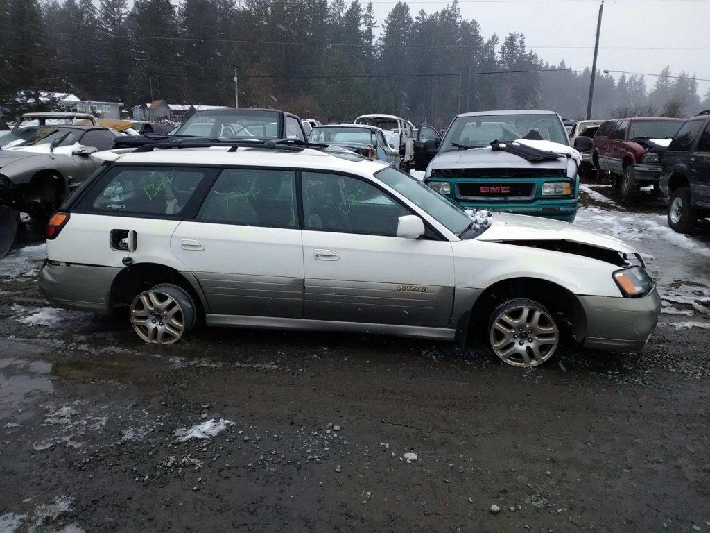2001 Subaru Legacy Outback