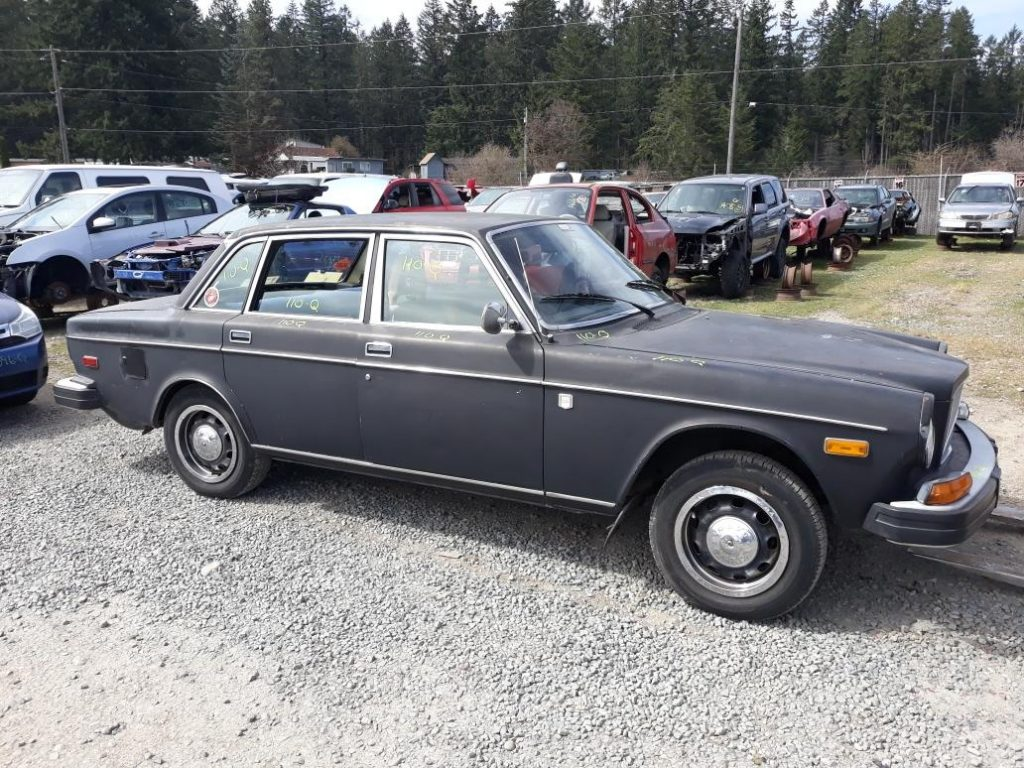 1975 Volvo 164