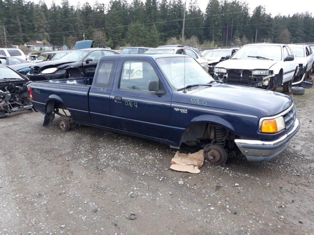1993 Ford Ranger PU