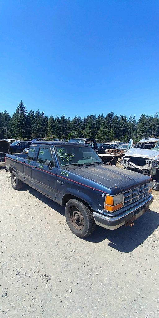 1992 Ford Ranger PU