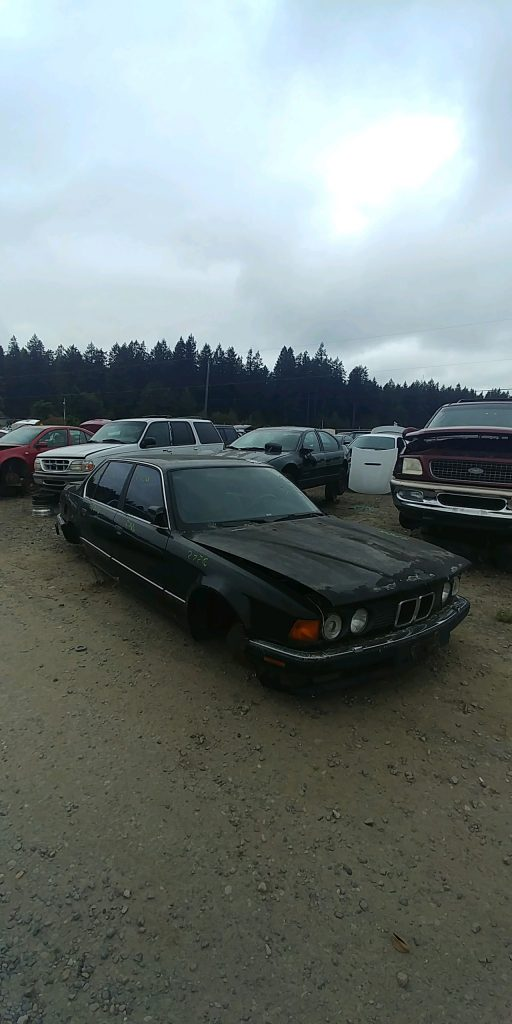 1989 BMW 735iL