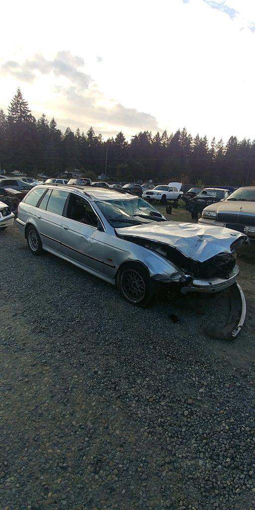 1999 BMW 528i SW