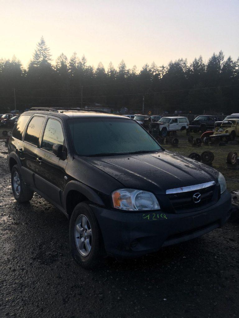 2005 MazdaTribute