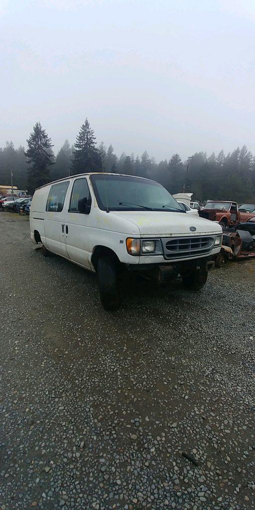 2000 Ford Econoline 250 Van