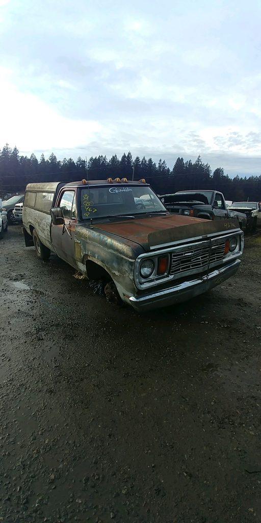 1978 Dodge 200 PU