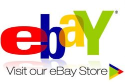 We are on Ebay!