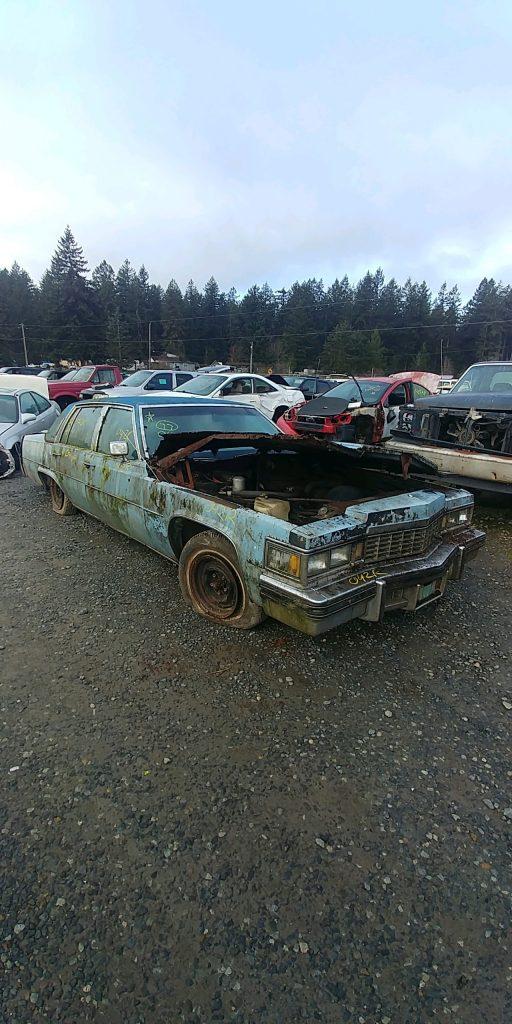 1977 Cadillac Deville