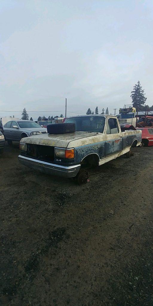 1990 Ford F250 PU