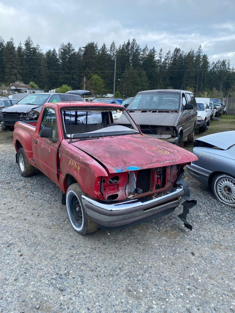 1996 Ford Ranger PU