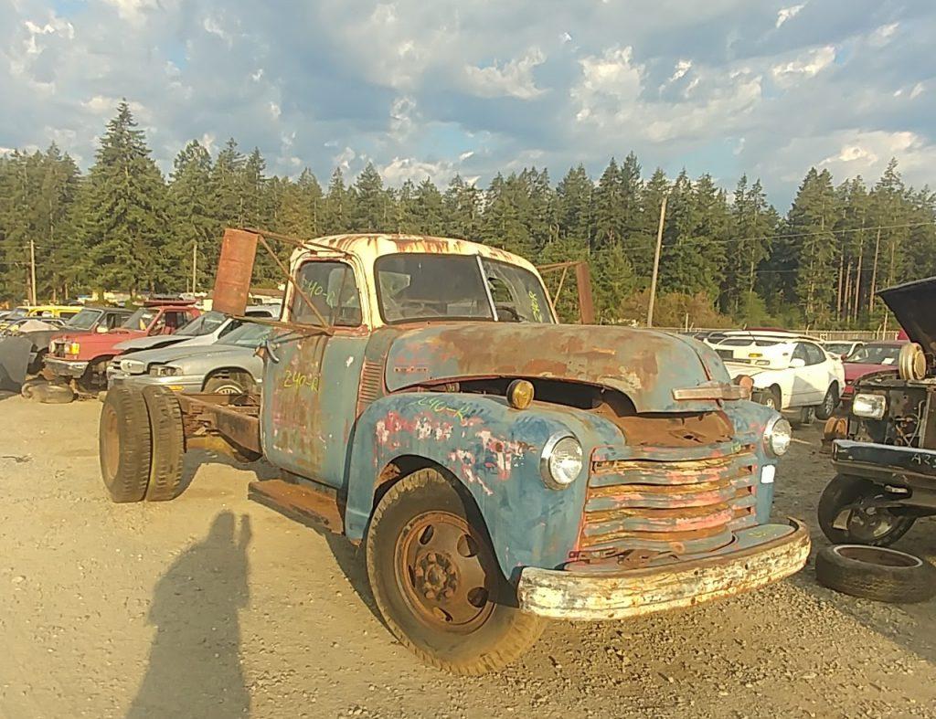 1951 Chevrolet 3100 PU